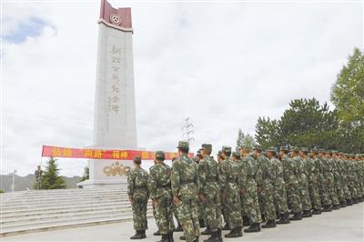 揭秘川藏青藏公路修盖:兵士整顿地上包打1200锤