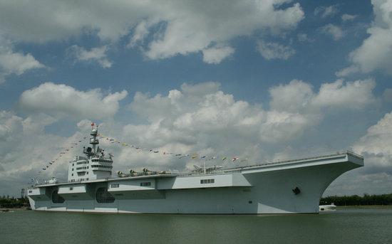 美军福特号航母遭遇难题:先进起降装置难产(图)