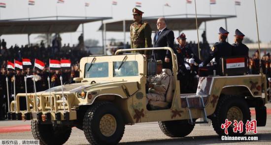 """伊拉克总理谴责国际社会对伊军事援助""""迟缓"""""""