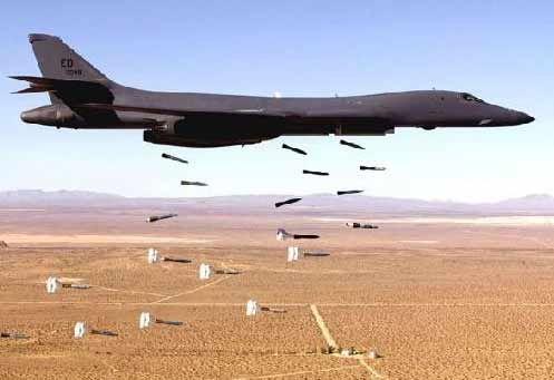 专家:B-1B轰炸机部署澳可极大威胁中国大型舰艇
