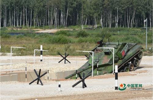 解放军在俄军事竞赛勇夺团体第二总参发贺电