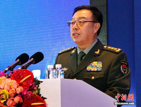中央军委副主席:中国永不扩张决不轻言诉诸武力