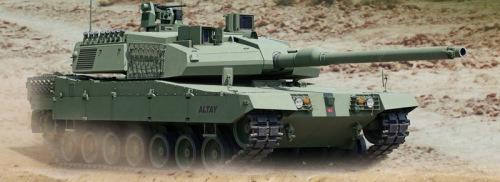 """土耳其""""阿尔泰""""坦克获多国采购意向即将量产"""