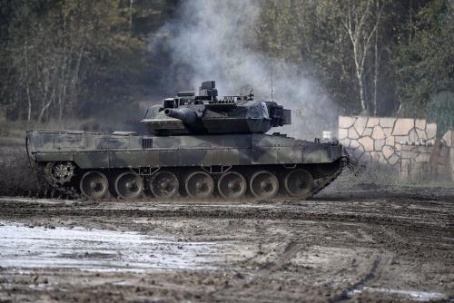 德国未来15年军备开支1300亿欧元陆军受益最大