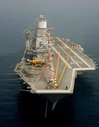 日媒:印度海军实力与日俱增需远洋海军应对中巴