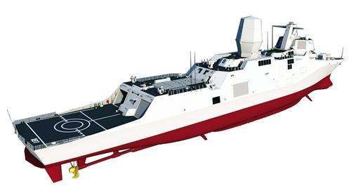 中国万吨驱逐舰获重大进展?专家:考虑核动力