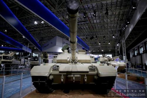 中国最强外贸坦克首销泰国?价格不到豹2A7一半