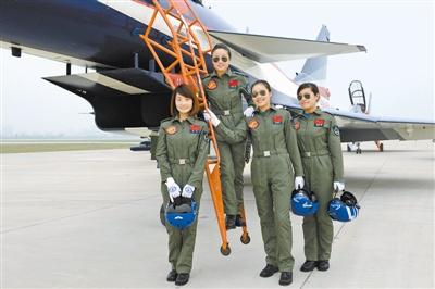追记空军女飞行员余旭烈士:你是蓝天那朵最美的云