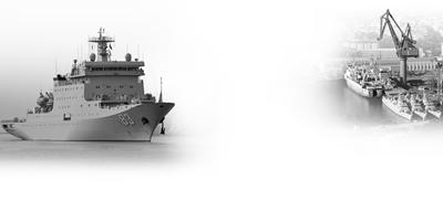 大连辽南船厂涅��重生攻克新型护卫舰难题