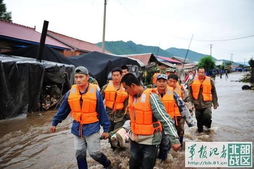 哈尔滨警备区锤炼民兵抗洪抢险能力的一段经历
