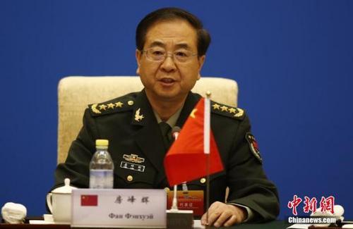 """军报评""""房峰辉落马"""":坚决拥护党中央的正确决定"""
