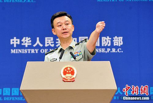 中国国防部:日本《中国安全战略报告》言论站不住脚