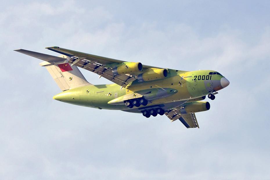 中国自研首款大飞机发动机曝光-中新网