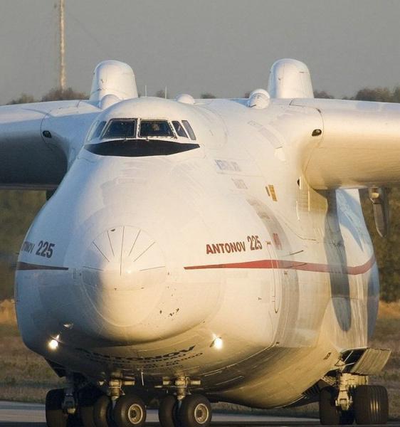 探访世界最大飞机安-225 全球仅两架 (5/10)
