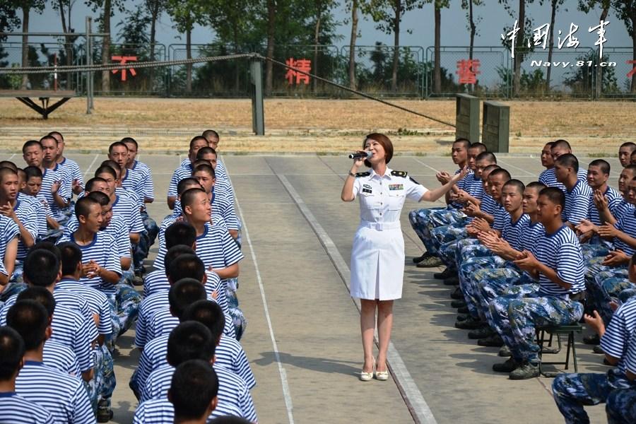 海政文工团头像到背影慰问v头像高潮迭起生的军校群星图片小女好看图片