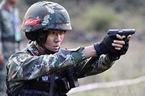 特战女兵挑战极限