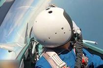空军苏-35部队新年开训