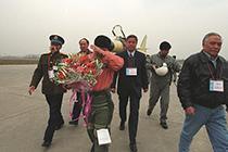 揭秘中国空军试飞员