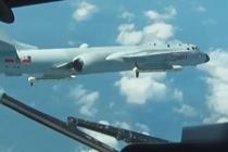 空军发布轰-6K战机影像志
