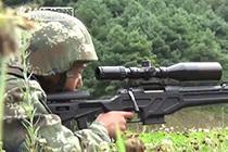 武警特战队员决战2600米贵州乌蒙之巅