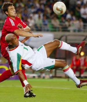 塞内加尔球星迪乌夫连续第2次当选非洲足球先