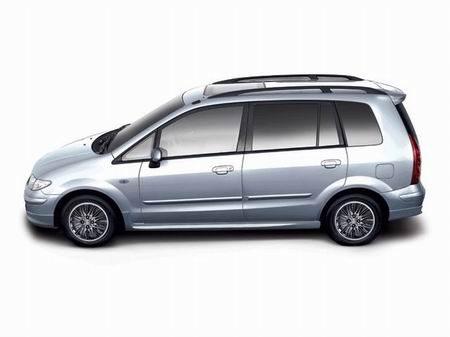 04款普力马 海马04款新车上市 福美来最低13.36万元高清图片