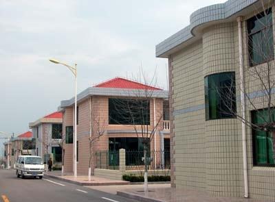 山东威海西霞口村:小渔村创造神话 建和谐社会
