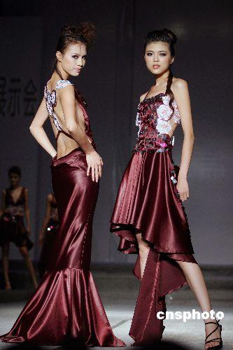 图:广西艺术学院服装设计专业毕业作品展