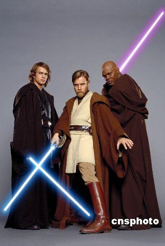 星战前传3 收逾66亿 成全球最卖座影片