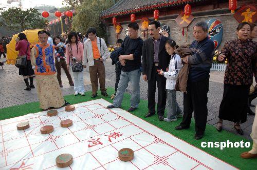 深圳民俗文化村迎来 印象中国年