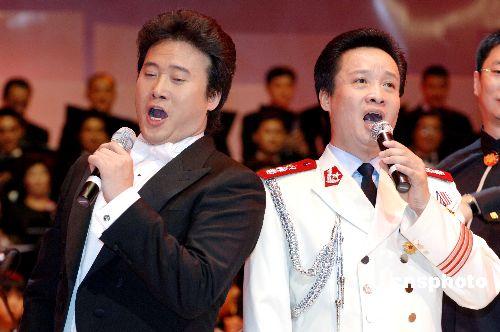 中国第一男高音戴玉强 - 灯火阑珊 -  灯火阑珊处