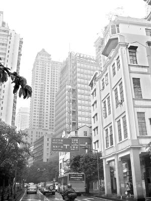 大厦 建筑 300_399 竖版