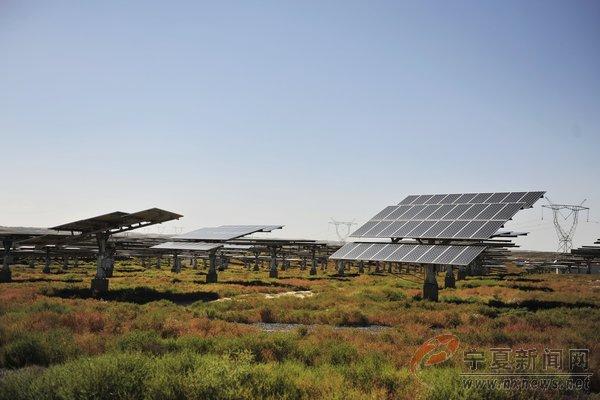 宁夏新能源装机容量达261万千瓦