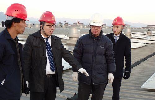 三一集团300亿布局太阳能首个电站正式发电