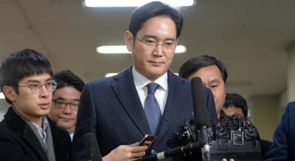 """韩媒:三星出现""""总裁缺位"""" 遭创立以来最严重危机"""