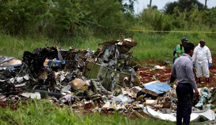 哀悼!调查!古巴客机失事致110人遇难3人奇迹生还