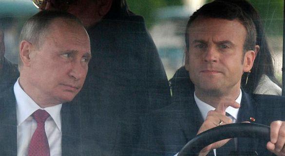 俄总统普京同法、以领导人讨论伊朗核协议