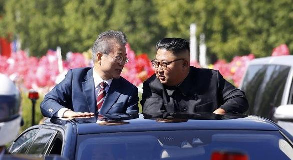 """54小时""""金文会""""再促半岛和解 朝鲜展开放姿态"""
