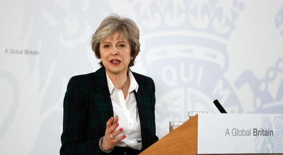 """英国议会将在1月14日当周表决""""脱欧""""协议"""