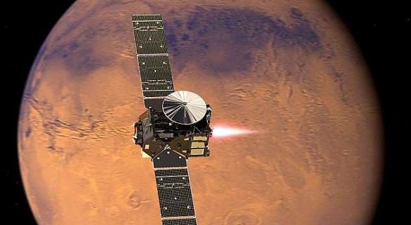 寻找生命迹象 科学家计划将火星土壤带回地球