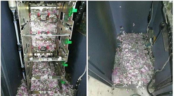 印度:ATM机内钞票全成碎片!元凶是老鼠
