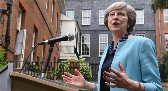 """英国保守党议员""""叛变"""" 特蕾莎脱欧蓝图遭挫败"""