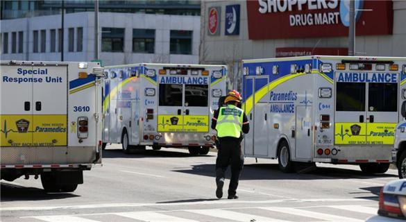 多伦多汽车撞人事件已致10人死亡 嫌犯身份公布