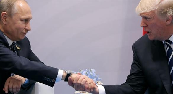 特朗普称近期或与普京会面 俄:不排除此可能性