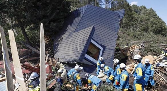 """北海道地震救援""""黄金72小时""""已过 搜救不停歇"""