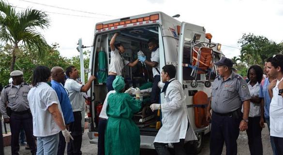古巴坠机事件一幸存者死亡 遇难人数升至111人
