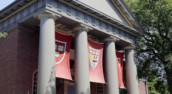 """哈佛内部调查:招生政策对亚裔有""""负面影响"""""""