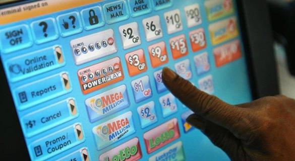 美国兆彩彩票无人中头奖 奖金累积至4.18亿美元