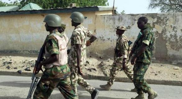 尼日利亚军方解救四名被绑架中国公民 或有人伤