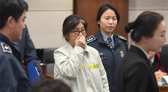 或再遭韩独检组传唤 亲信门主角崔顺实称不配合调查